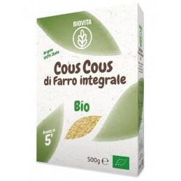 Cous cous di farro Integrale Biovita