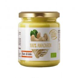 Crema 100% anacardi Fior di Loto