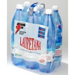 Acqua Lauretana cassa da 6 bottiglie