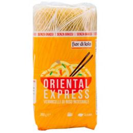 Vermicelli di riso integrale