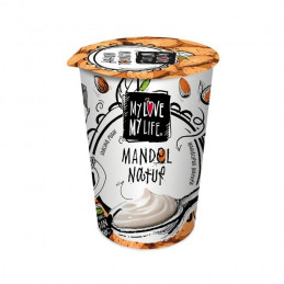 Dessert di mandorla naturale